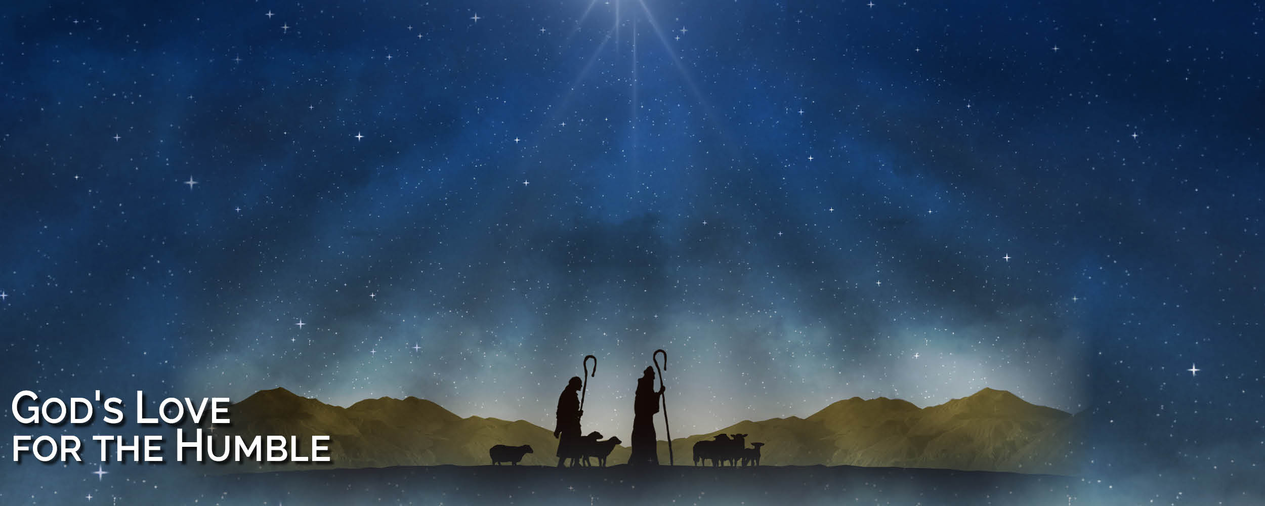 God's Love for the Humble, Children's Christmas Message