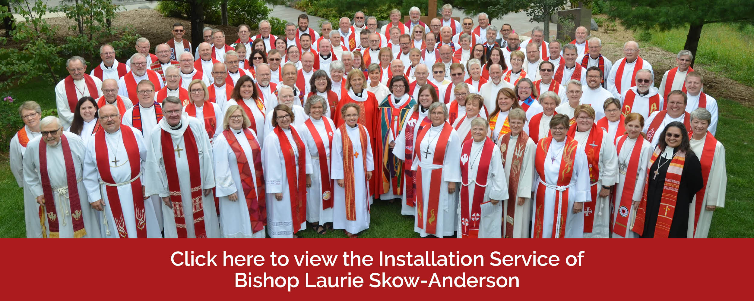 The Installation of Bishop Laurie Skow-Anderson
